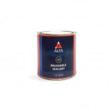 Alfa Герметик шовный под кисть BRUSHABLE SEALANT, серый 850 г