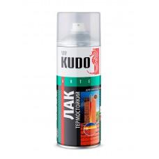 KUDO Лак термостойкий 520мл