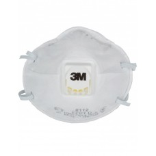 3М FFP1 NR D. Противоаэрозольная фильтрующая полумаска (с клапаном выдоха) 8112