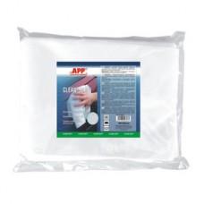 APP Салфетка полировальная (белая)
