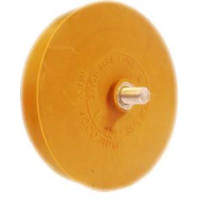 BlackFox Диск для удаления 2-сторонней ленты оранжевый