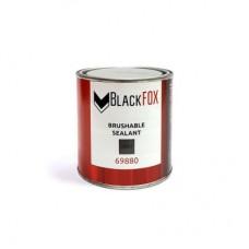 BlackFox  Герметик полиуретановый шовный под кисть, серый, 850г