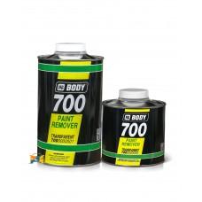 Body 700 Смывка краски  1л / 0,5 л