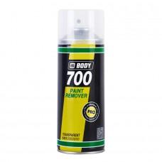 Body 700 Смывка краски PAINT REMOVER аэрозоль