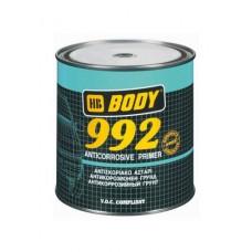 Body 992 Грунт антикоррозийный алкидный 1кг