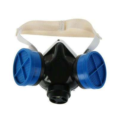 """Угольные маски РПГ-67 """"БРИЗ- 2201"""" (с пластиковыми фильтрами)"""