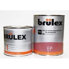 BRULEX EP Грунт эпоксидный 1л + отвердитель быстродействующий 0,5л (без разбавителя)