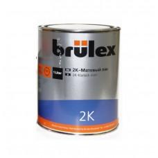 BRULEX  Лак матовый без отвердителя