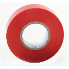 Изолента WILLMARK 19мм х0,13мм х10м красная термостойкая (от 0 до +80 град.)