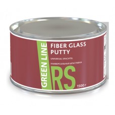 GREEN LINE  Шпатлевка со стекловолокном  Fiber Glass Putty