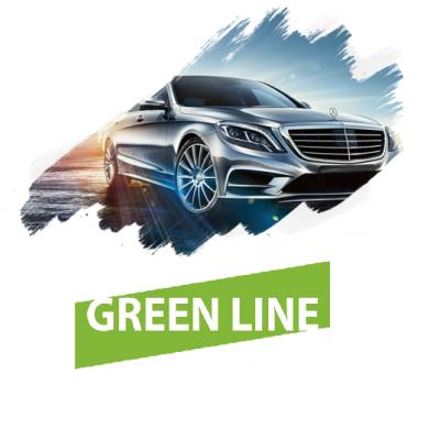Снижение цен на продукцию GREEN LINE