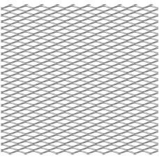 Сетка алюминиевая 25х20см