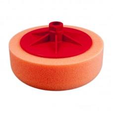ISISTEM Полировальный круг с резьбой оранжевый, средней жесткости MEDIUM ORANGE