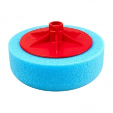 ISISTEM Полировальный круг с резьбой синий жесткий HARD BLUE
