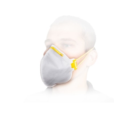Защитная маска против пыли и а/э вредных веществ