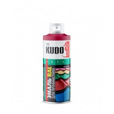 KUDO Краска для металлочерепицы 520мл