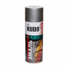 KUDO Хром зеркальный  эмаль универсальная 520мл