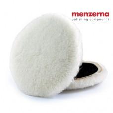 Menzerna Диск полировальный из натуральной овчины 150мм на липучке