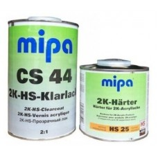 MIPA 2K-HS-Klarlack CS 44 Керамический Лак 2:1с отв. HS-Härter HS 25 - 0,5л.