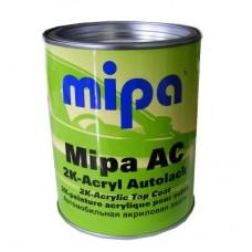 Mipa 040 Белая акриловая эмаль 1л