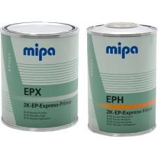 MIPA 2K EP-Expressprimer EPX Грунт эпоксидный 1+1 с отвердителем