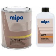 MIPA 2K WP- Aktivprimer  1л. Грунт кислотоотверждаемый с отв. Hardener WPZ - 0,5л.