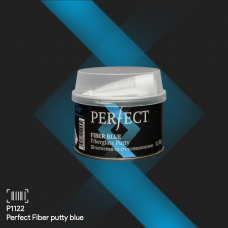 MIXEL Perfect Шпатлевка со стекловолокном синяя 0.5/1,8 кг
