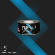 MIXEL Perfect Шпатлевка по пластику 0,5 кг, черная