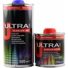 Novol Лак Ultra Klarlack 300 0,5 л + отвердитель 0,25л