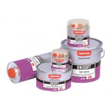 Novol  Шпатлевка мягкая Unisoft  (0,25 кг / 0,5 кг / 1 кг / 1,8 кг)