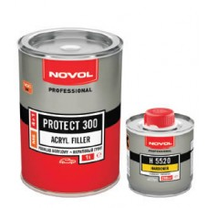 Novol Грунт 4+1 MS, 1л + отвердитель 0,25л - PROTECT 300