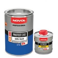 Novol Грунт 4+1 HS, 1л + отвердитель 0,25л - PROTECT 310