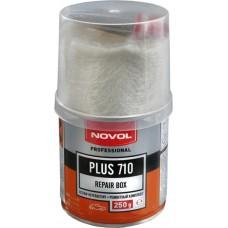 Novol Набор для ремонта пластика PLUS 710  0,25 кг