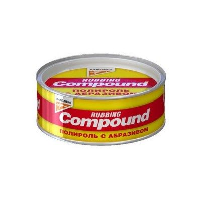 KANGAROO Полироль для кузова RUBBING COMPOUND