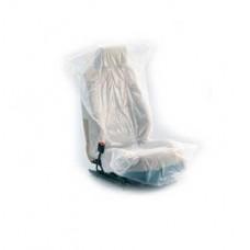 HORN & BAUER Накидка на сиденье 790х1300мм, белый полиэтилен, 9мкм