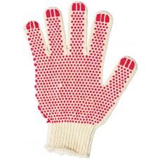 Перчатки матерчатые