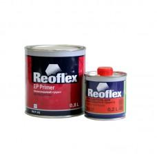 Reoflex Грунт эпоксидный 2К - EP Primer 0,8л + отвердитель 0,2л