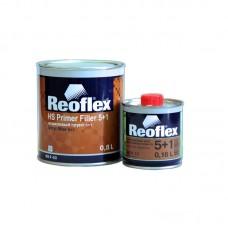 Reoflex Грунт акриловый HS 5+1  0,8л + отвердитель 0,16л