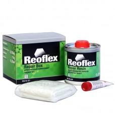 Reoflex Ремонтный комплект для пластика  смола + стекломат +отвердитель