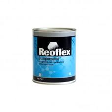 Reoflex Структурное покрытие для пластиковых деталей, черное 0,75л