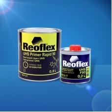 Reoflex  Грунт UHS быстрый светло-серый 0.8 + отвердитель для  быстрого грунта UHS F90, 0.2