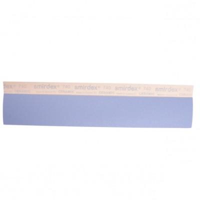 SMIRDEX 740 CERAMIC Абразивные полоски без отверстий