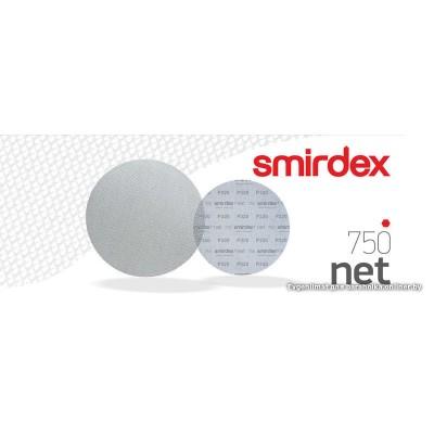 SMIRDEX 750 CERAMIC NET Абразивный круг 150мм сетка