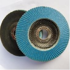 SMIRDEX 915 Диск лепестковый торцевой (100% zirconia) 125мм