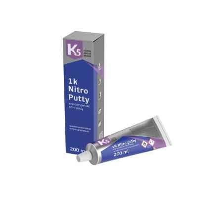 K5 однокомпонентная шпатлевка 1K Nitro Putty