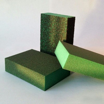 TOR Шлифовальный блок 98*69*26мм, 4-х сторонний
