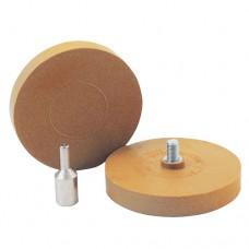 Tor Диск резиновый для снятия клейких лент со шпинделем и адаптером под дрель