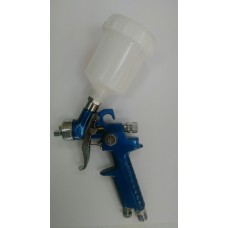 TOR Мини H-2001 HVLP 0.7/1.0mm краскопульт с верхним бачком 125 мл