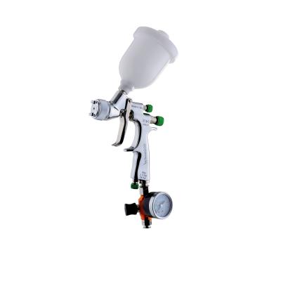 Walcom EGO HVLP Краскопульт с верхним пластиковым бачком, диаметр сопла 0,7 мм